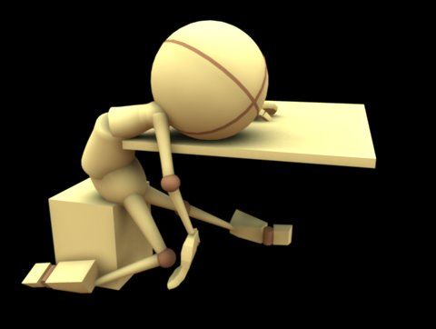 exhausted animation wwwpixsharkcom images galleries