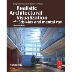 Visualisation with Max and Mental Ray