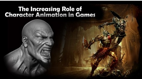 The increasing role of character animation in games