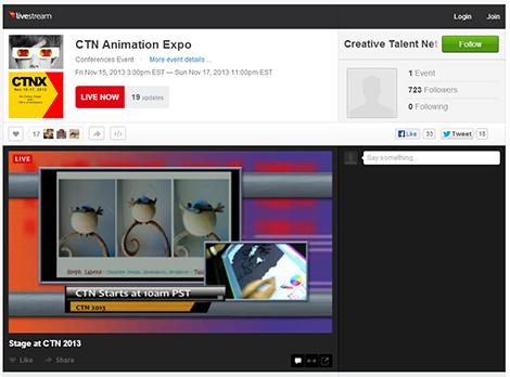CTNX 2013 Live