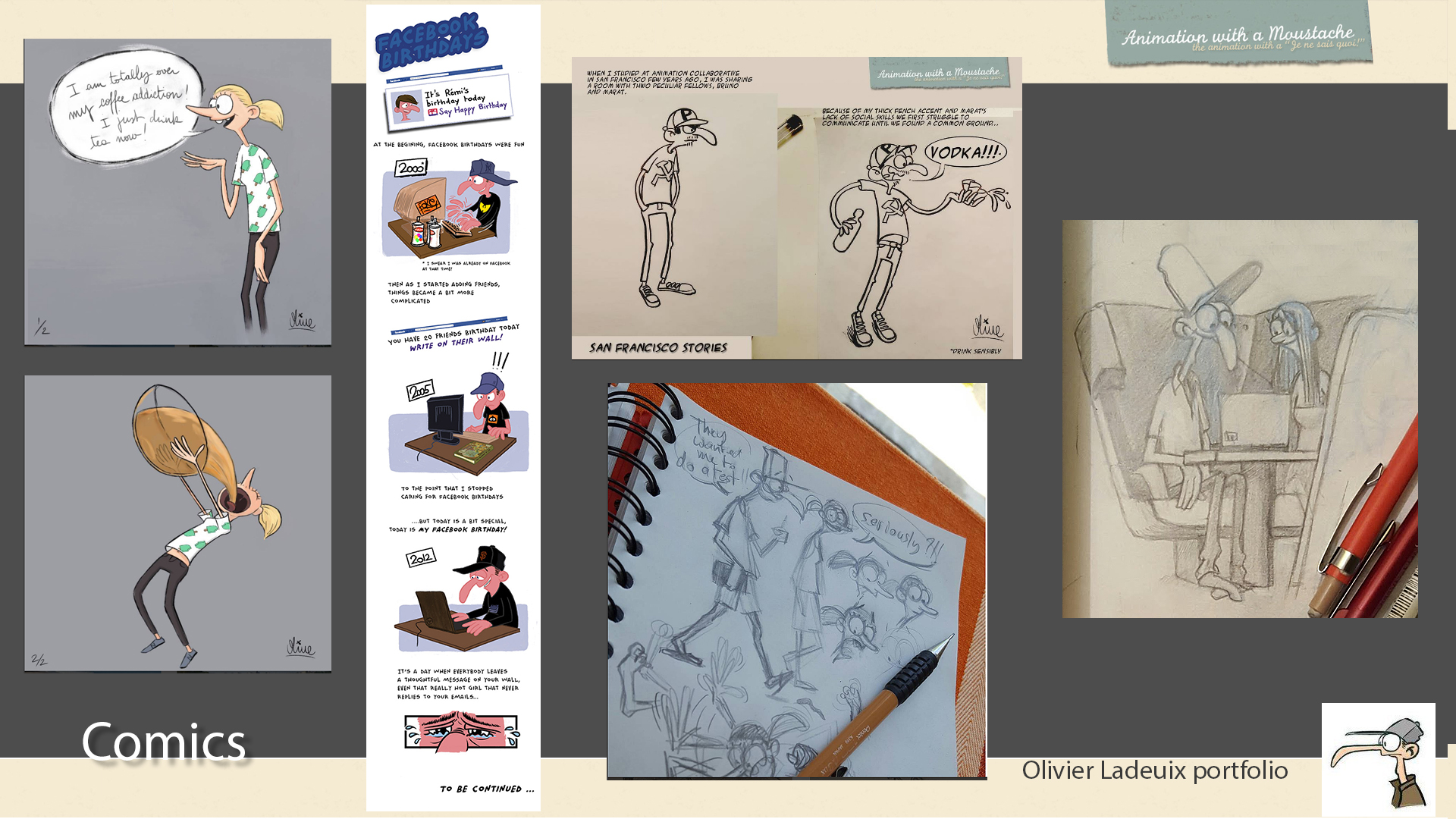 Stephen Silver Character Design App : Creating stylized characters dtotal publishing